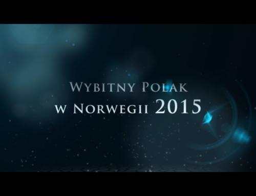 Wybitny Polak w Norwegii 2015 – Relacja
