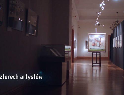 """""""Historia tego jak spotkało się czterech najlepszych polskich surrealistów"""""""