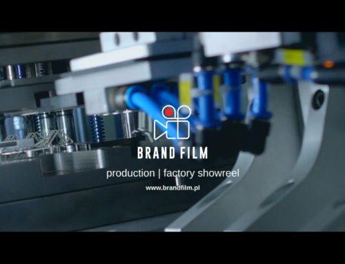 Brand Film – Showreel produkcja/fabryki